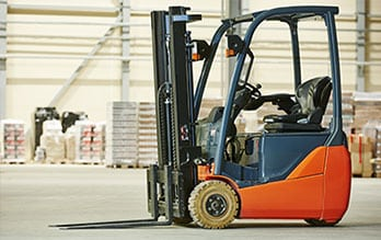 Operate a Forklift