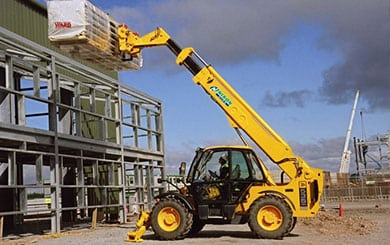 Telescopic Materials Handler Operations