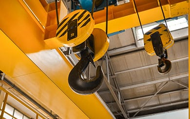 Operate Gantry or Overhead Crane