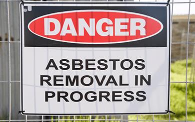 Remove Non-Friable Asbestos